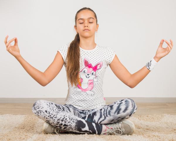 Yoga para adolescentes