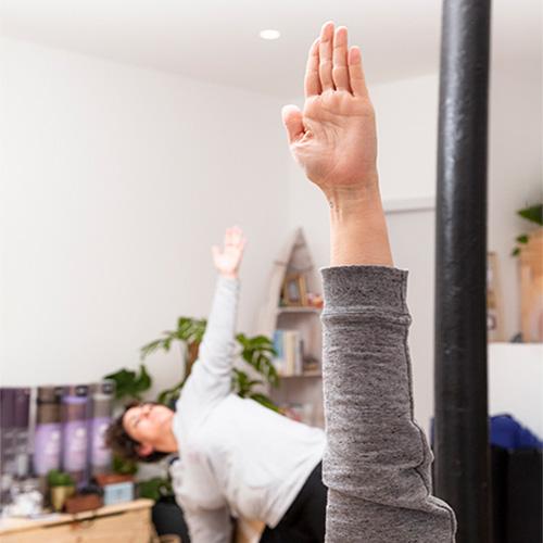 Yoga dinámico suave